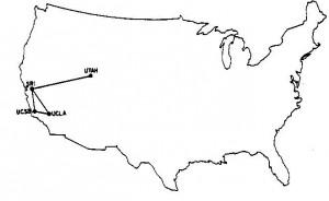 Internet en 1969